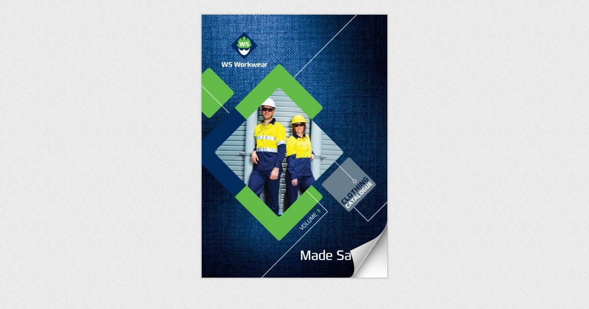 best authentic rational construction retro WS Workwear Catalogue