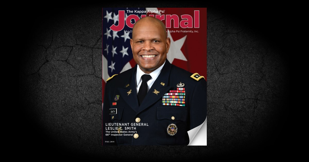 Kappa Journal (Salute to the Military Issue)
