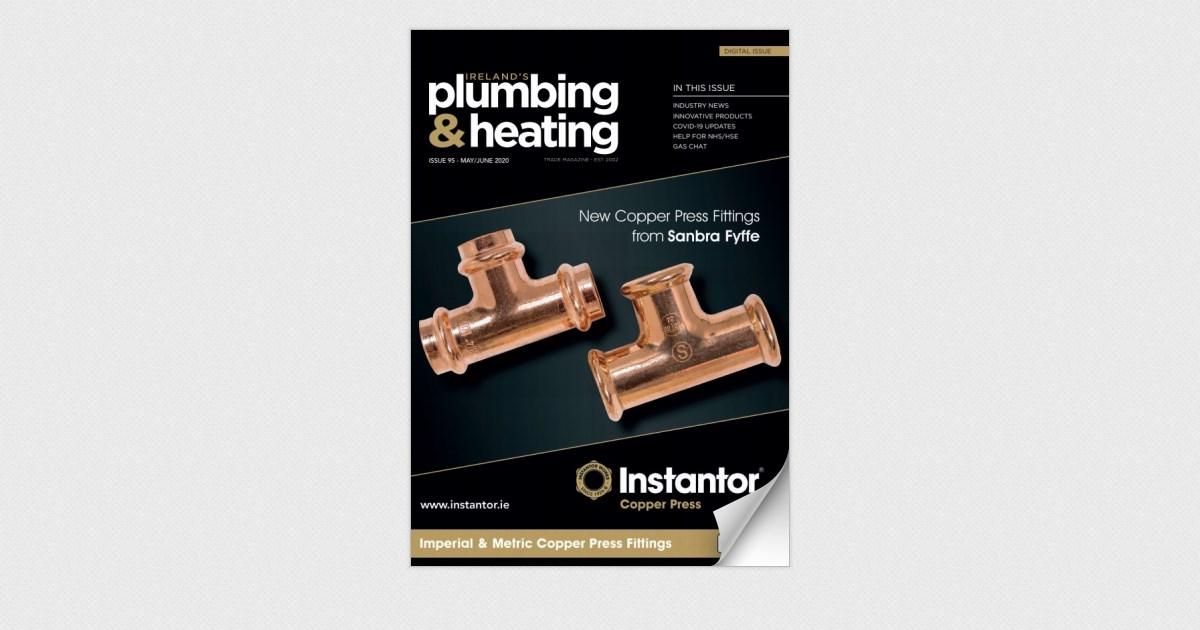Plumbing And Heating Magazine Issue95